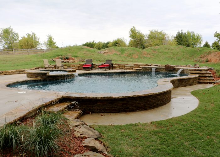 Gallery Pool Contractor Ok Pleasant Pools Spas