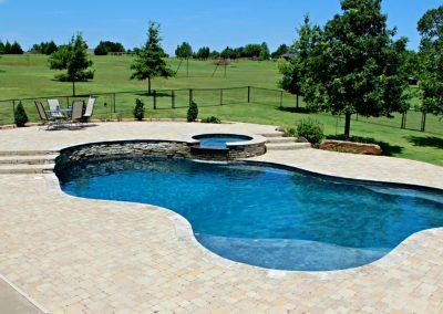 swimming pool contractors okc