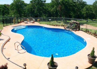 Pool contractor oklahoma
