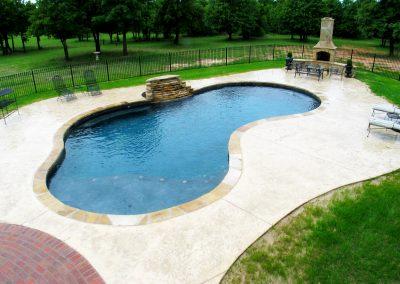 Pool chlorine santizing