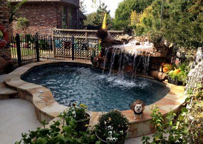 pool contractor okc